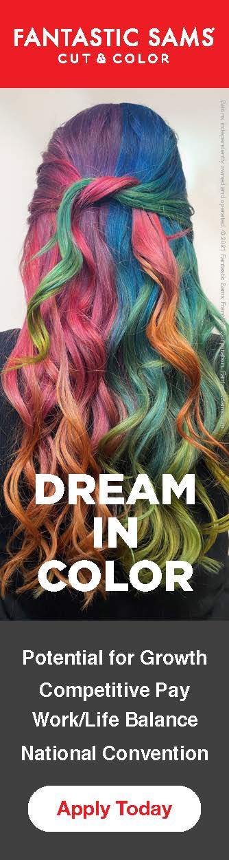 Dream in Color - Potential for Growth, Competitive Pay, Work/Life Balance, National Convention, Apply Today!