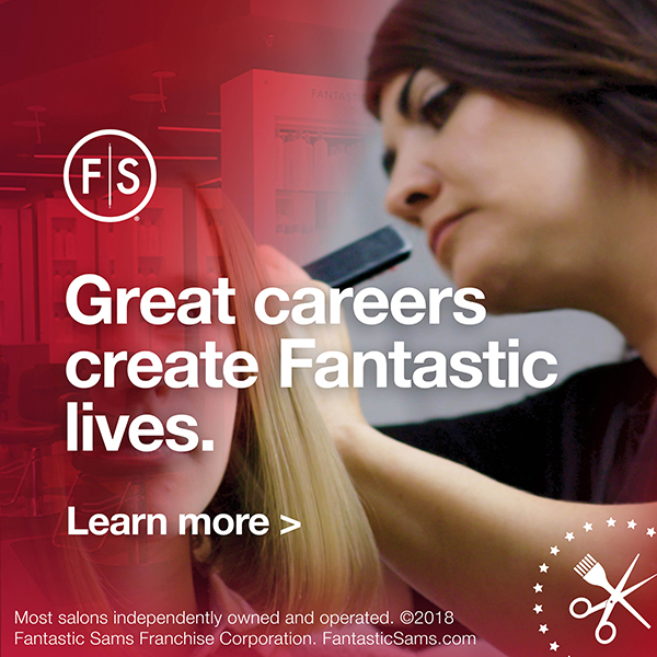 "Ad with ""Great Careers Create Fantastic Lives. Learn More"" on it"