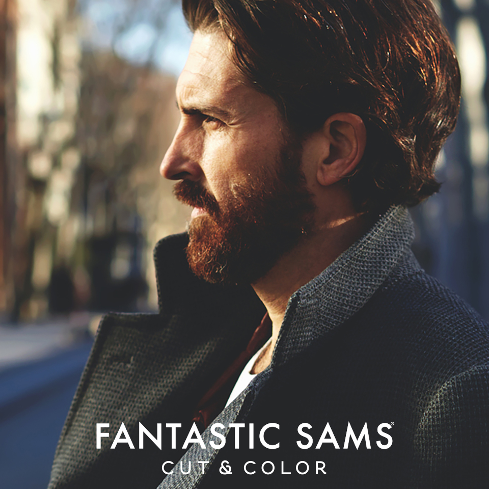 Fantastic Sams Cut and Color salons help you keep your hair and beard well-groomed.