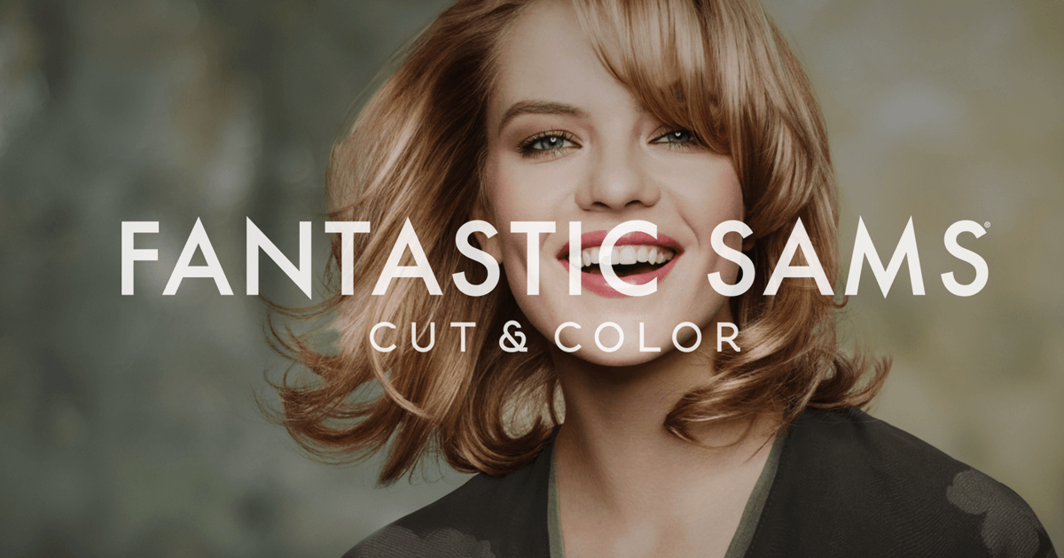 Fantastic Sams Full Salon Hair Care Franchises Available