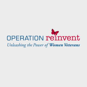 The words Operation Reinvent, click to learn about it