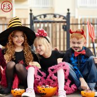 Easy Halloween Hairstyles for Kids