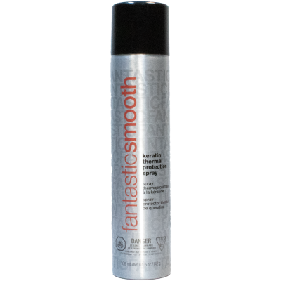 Bottle of Keratin Thermal Protection Spray