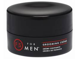 A container of Grooming Creme.